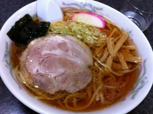 前田家2 ラーメン1