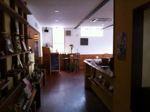 Natural Cafe 店内2