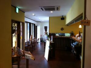 Natural Cafe 店内1