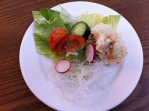 Natural Cafe サラダ