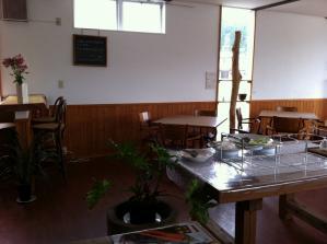 Natural Cafe サラダバー1