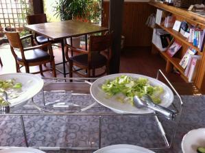 Natural Cafe サラダバー2