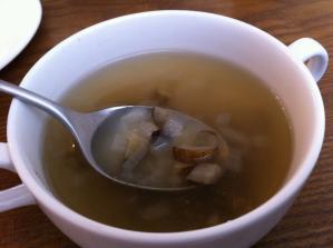 Natural Cafe スープ