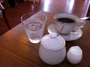 Natural Cafe コーヒー