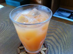 Natural Cafe グレープフルーツジュース