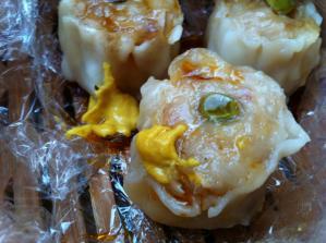 麺飯甜 ジャンボ焼売 アップ