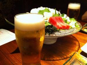 魯山人 生ビール