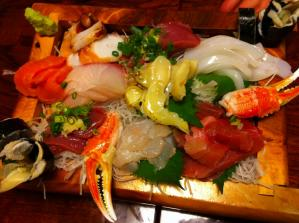 花寿司 お刺身盛り合わせ
