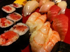 花寿司 お寿司 アップ2