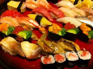 花寿司 お寿司 アップ1