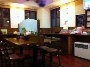 河島屋食堂 店内2