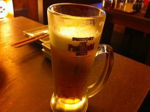 侍ホルモン ビール