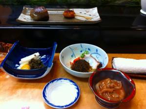 鮨大芳2 料理