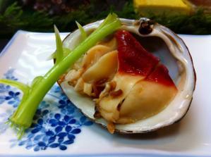 鮨大芳2 ほっき貝
