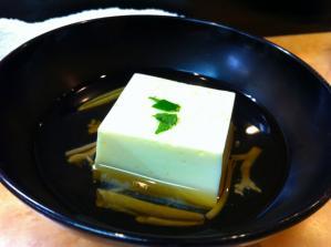 鮨大芳2 豆腐とじゅんさい