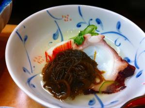 鮨大芳2 酢の物
