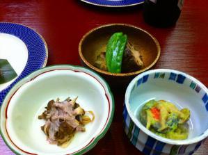 飯豊 料理1