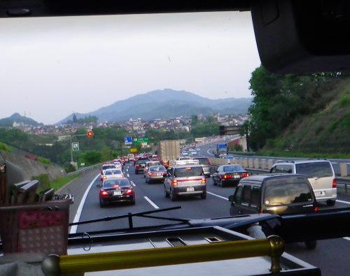 帰り渋滞59