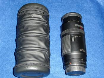 CANON EF 100-300mm 1:5.6