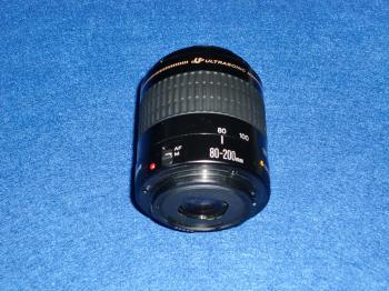 CANON EF 80-200mm 1:4.5-5.6 USM ф52