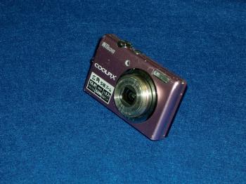 COOLPIX S570