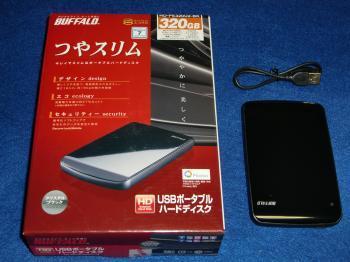 BUFFALO HD-PE320U2-BK
