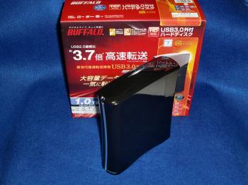 BUFFALO HD-H1.0TU3