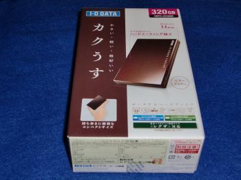 I-O DATA HDPC-U320BR
