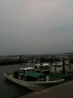 曇りの弁天島 20110701