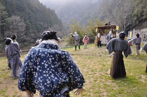 水戸黄門ドラマ再現