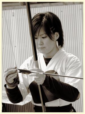 川匂神社節分祭1