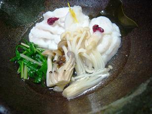 真鯛葛蒸し (3)