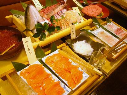 海鮮丼バイキング (19)小1