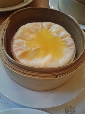 上海カニみそスープまんじゅう