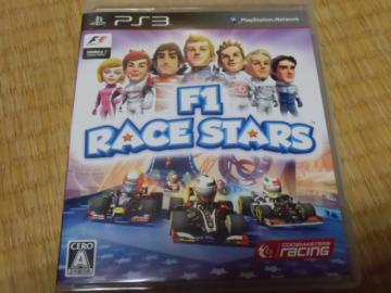 F1 RACE STARSパッケージ