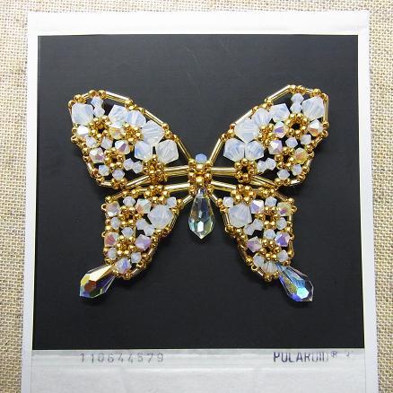 ホワイト蝶々