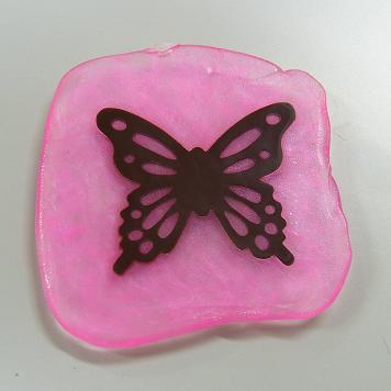 蝶々型取り