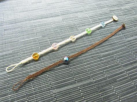 編みブレス3