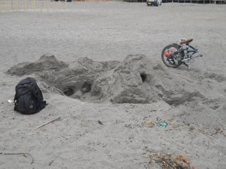砂ランド・・・