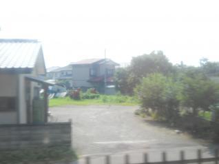 東北本線の車窓から