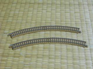 C243-45カーブレール