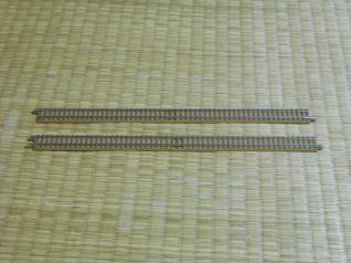 S280レール2本
