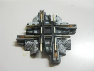 ユニトラックX90レール
