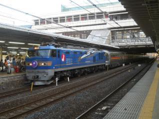 EF510-513牽引「カシオペア」