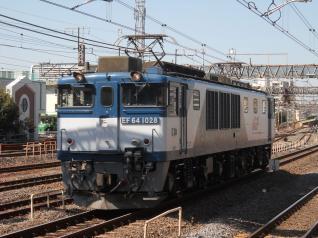 EF64-1028号機