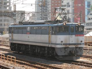EF65-1084号機