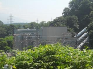 猪苗代第3発電所