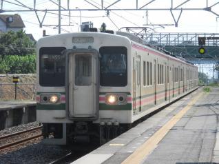 107系タカR6編成