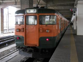 115系T1022編成