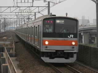 205系ケヨM13編成